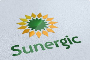 Synergic Logo Design