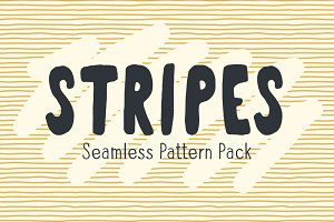 Stripes! Seamless pattern pack