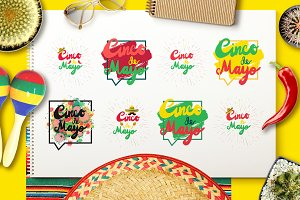Cinco De Mayo Greeting