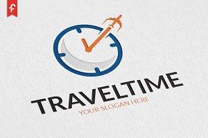 Travel Time Logo