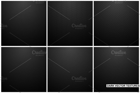 Black Backgrounds Striped Textures