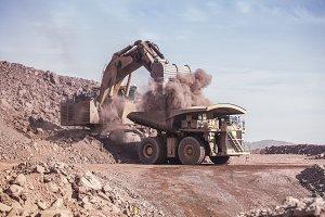 Mining Activity