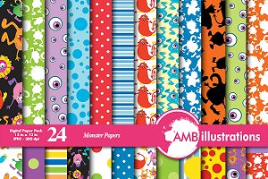 Monster Digital Papers AMB-555