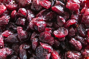 Dried Cranberries - Superfood