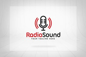 Radio Sound Logo