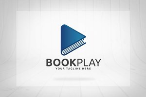 Book Play Logo