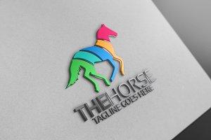 The Horse Logo