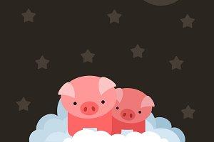 Pig on cloud