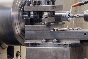 Industrial drill