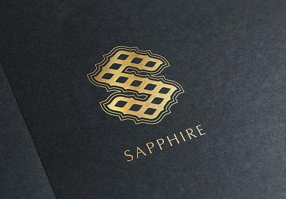 Luxury S Letter Logo
