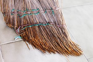 Broom Detail