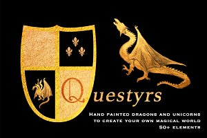 Questyrs - Handmade Magic in Gold