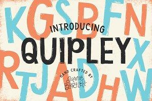 Quipley Font
