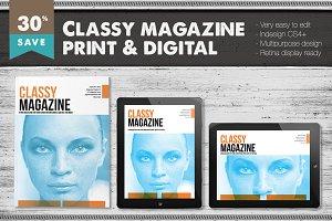 Classy Magazine Bundle