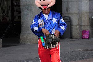 Mickey Mouse - Spain
