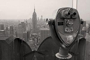 New York City Observation Deck