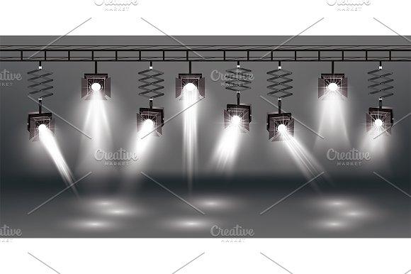 Spotlight Set