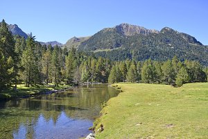 Aiguestortes Park, Lleida, Spain