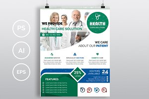 Doctor & Medical Flyer. Vol-01