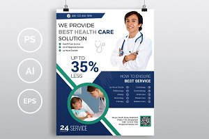 Doctor & Medical Flyer. Vol-02