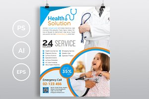 Doctor & Medical Flyer. Vol-03