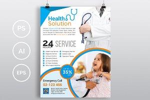 Doctor & Medical Flyer. Vol-03