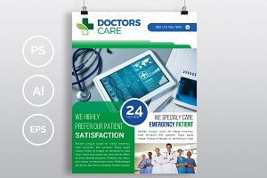 Doctor & Medical Flyer. Vol-04