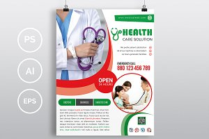 Doctor & Medical Flyer. Vol-05