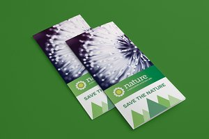 Eco Nature 3fold Brochure