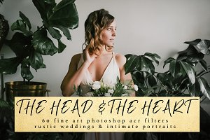 The Head & The Heart Photoshop ACRs