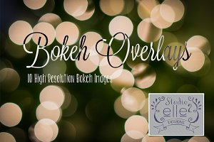 Bokeh Overlays Vol. #1