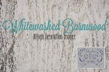 Whitewashed Barnwood Vol. #1