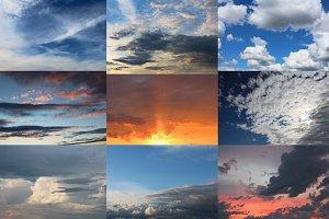 28 Beautiful Sky Backgrounds