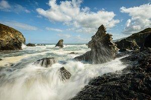Atlantic Spanish coast