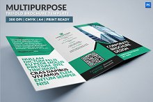 Corporate Multipurpose Trifold 2