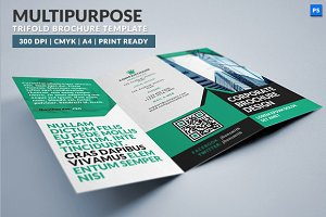 Corporate Multipurpose Trifold 2