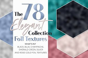 The Elegant Foil Textures Collection