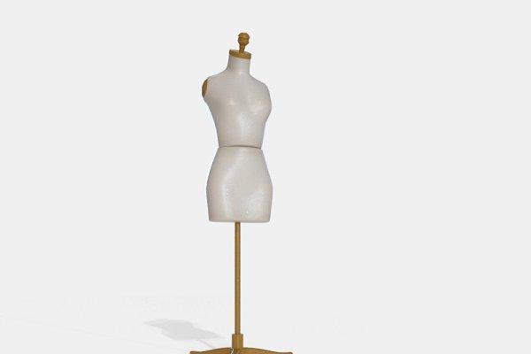 3D Tools: Tedi Permana - Female Mannequin