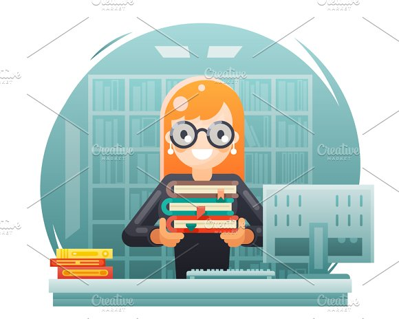 Library Knowledge Education