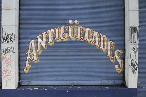 Antique Store in Valparaiso