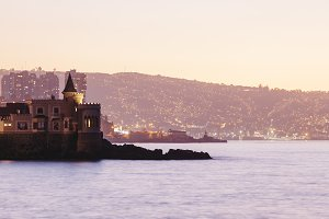 Wullf Castle, Vina del Mar
