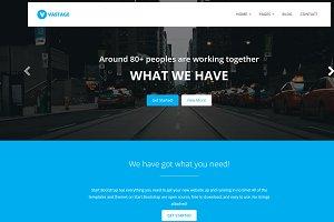 Vastage - Multipurpose WordPress
