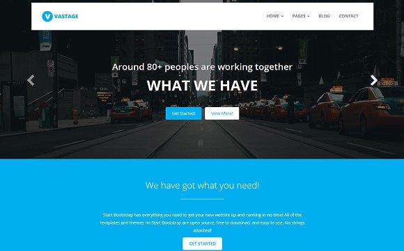 Vastage Multipurpose WordPress