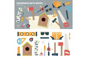 Tools for handmade things
