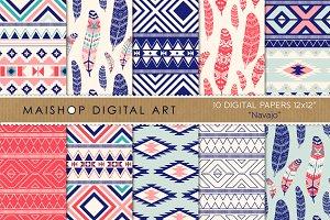 Digital Paper - Navajo