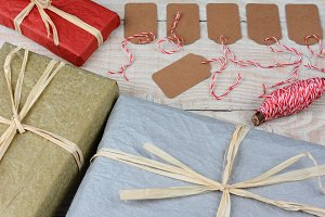 Gift Tags and Presents