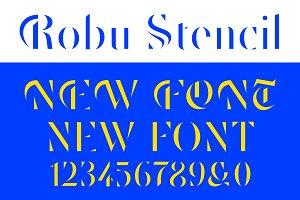 Robu Stencil