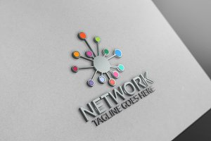 Network Logo Version 2