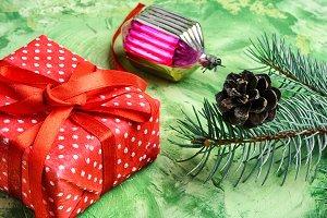 handmade Christmas gift boxes