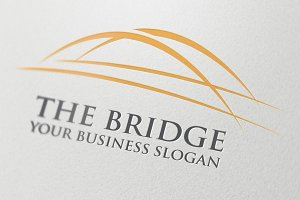 Bridge Symbol Design illustration